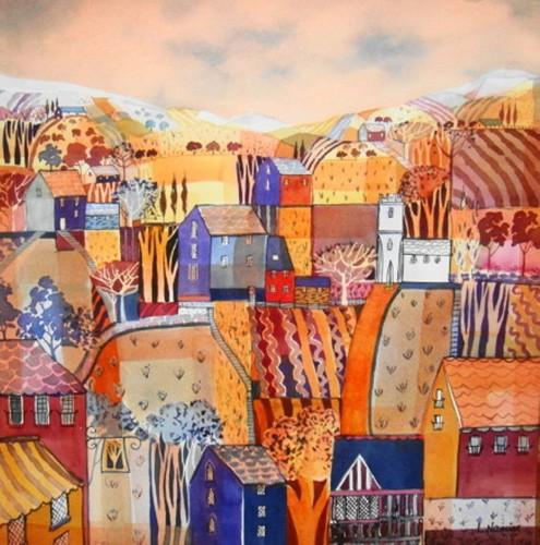 Tangerine Fields, 2010