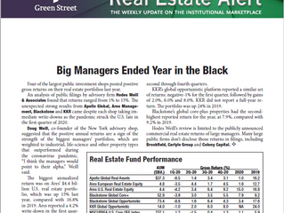 Big Managers Ended Year in the Black