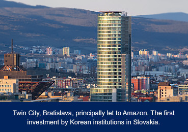 Twin City, Bratislava