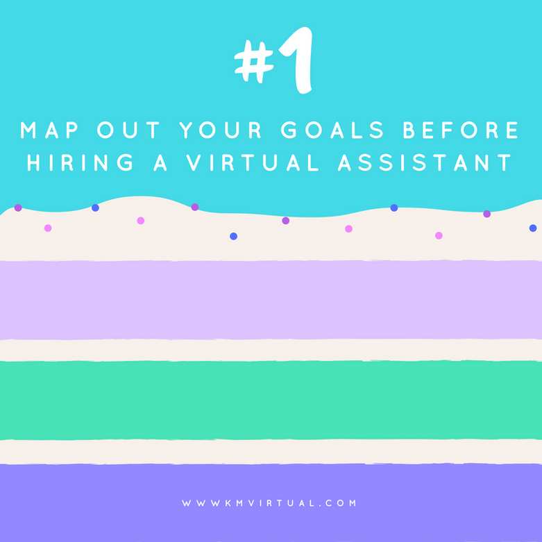 Hiring A Virtual Assistant 10-Day Series: Step 1 Goals For Your VA