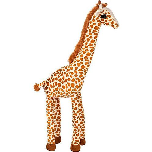 Peluche Grande girafe - 55 cm