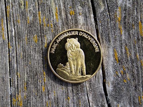 Médaille du souvenir - tigre