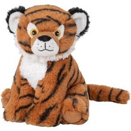 Peluche tigre - 100% recyclée