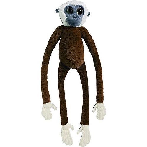 Peluche Gibbon marron