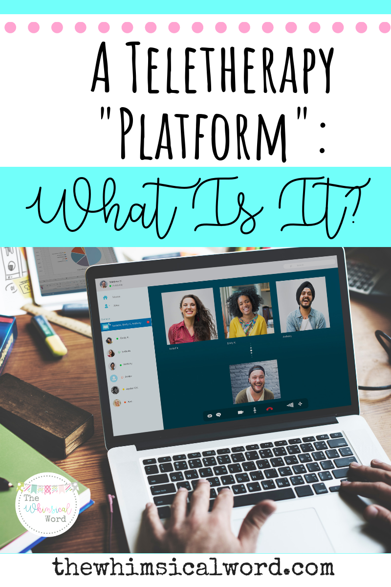 Teletherapy Platform