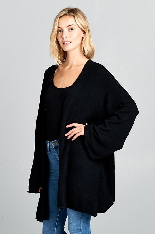 Extra Soft Oversize Sweater Cardigan