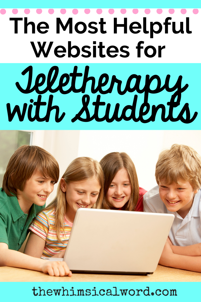 Teletherapy with Students