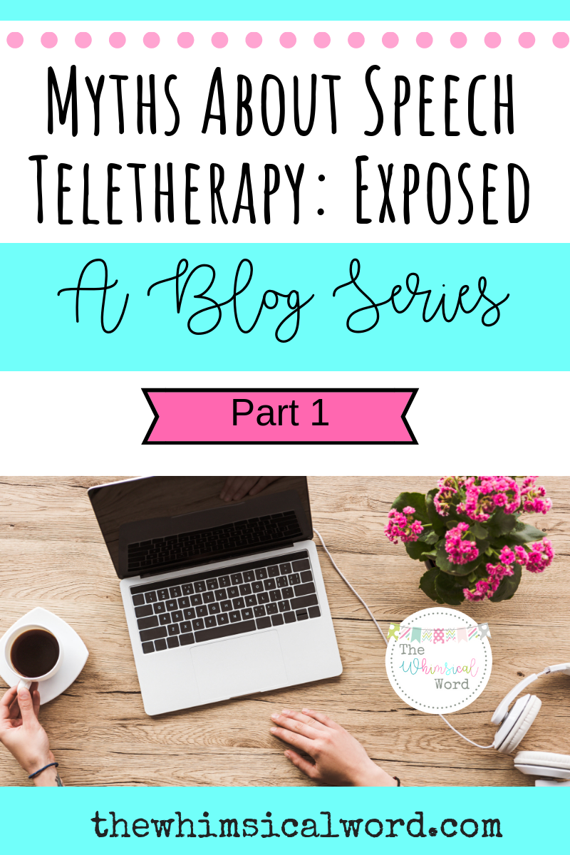 Teletherapy Myths