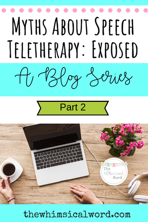 Myths About Teletherapy: Exposed Part 2
