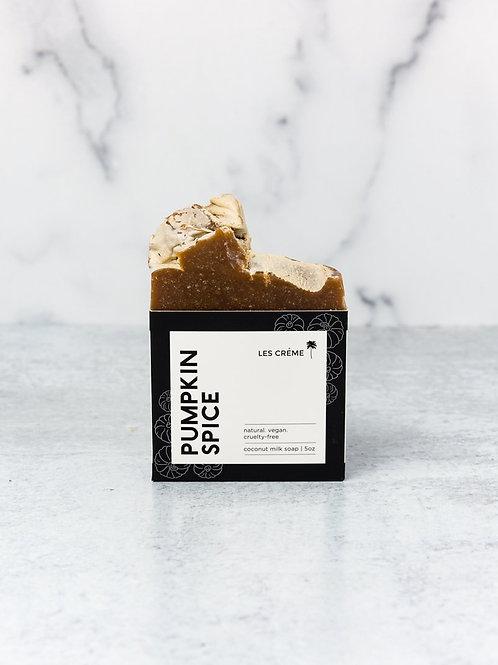 Pumpkin Spice Coconut Milk Soap