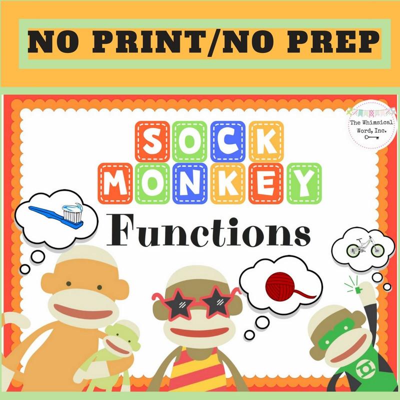 Sock Monkey Functions