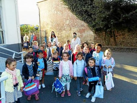 [Presse] - Les parents d'élèves de Notre-Dame se bougent pour l'école à Pluguffan