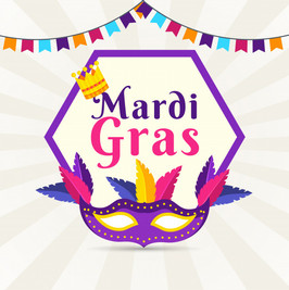 Album MARDI GRAS 2021