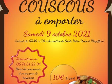 Couscous - 9 Oct 2021