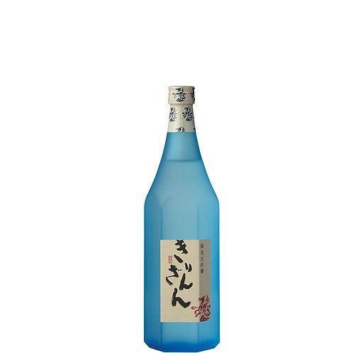 Kirinzan, Blue bottle (Junmai Daiginjo)