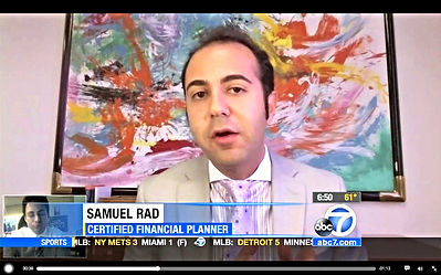 Samuel Rad Financial Advisor