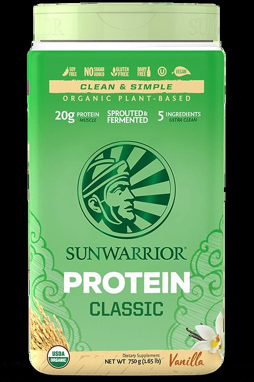 SUNWARRIOR Classic Protein Vanille