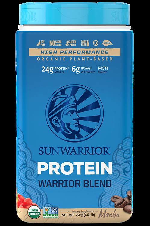 SUNWARRIOR Warrior Blend Protein Mokka