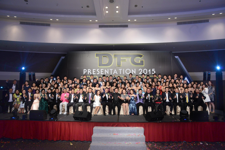 DFG Annual dinner 2016