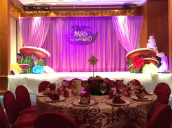 Main Stage Decoration