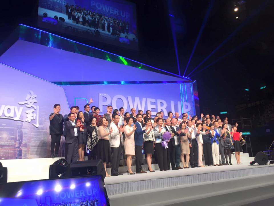Amway- Power up your life