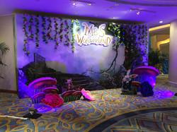 Foyer Backdrop
