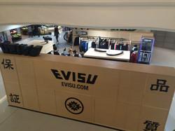 EVISU期間限定時代廣場Pop Up Store