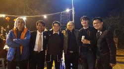 塘福村丁酉雞年慶祝香港特別行政區成立二十周年暨新春敬老盆菜晚會