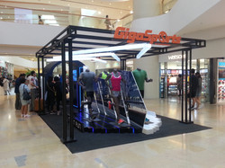 Gigasports全新跑步體驗 Pop-up Experience Zone
