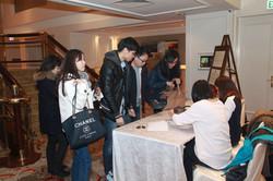 中信國際電訊公司2015春茗