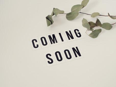 Der neue Blog kommt bald!