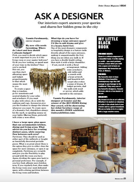 BetterHomes Magazine