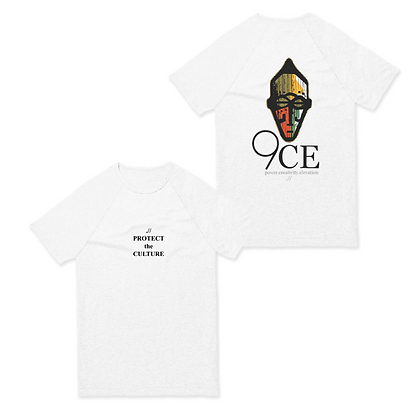 """""""PROTECT THE CULTURE""""  TEE"""
