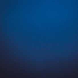 Empty, only dark and deep blue backgroun