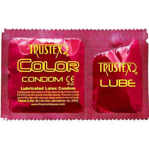 TRUSTEX CONDOM & LUBE
