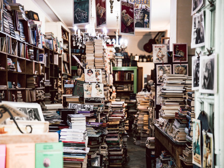 5 Great Cities for Book Lovers