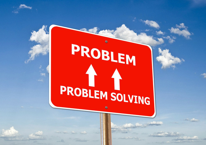 Problem Solve by Challenging Assumptions, Not Adjusting Actions