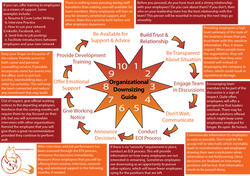 Fox & Owl - Leadership Rescue Organizational Downsizing Graphic