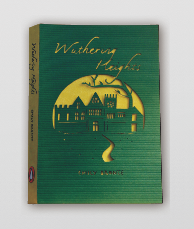 Wuthering Heights Cover Design