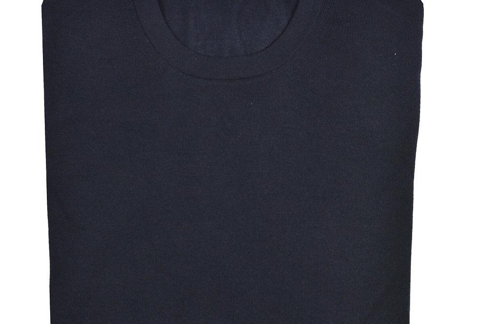Pullover girocollo puro cashmere ULTRA/LIGHT