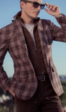 Abbigliamento Sergio NEsci stile collezione giacce inverno lusso