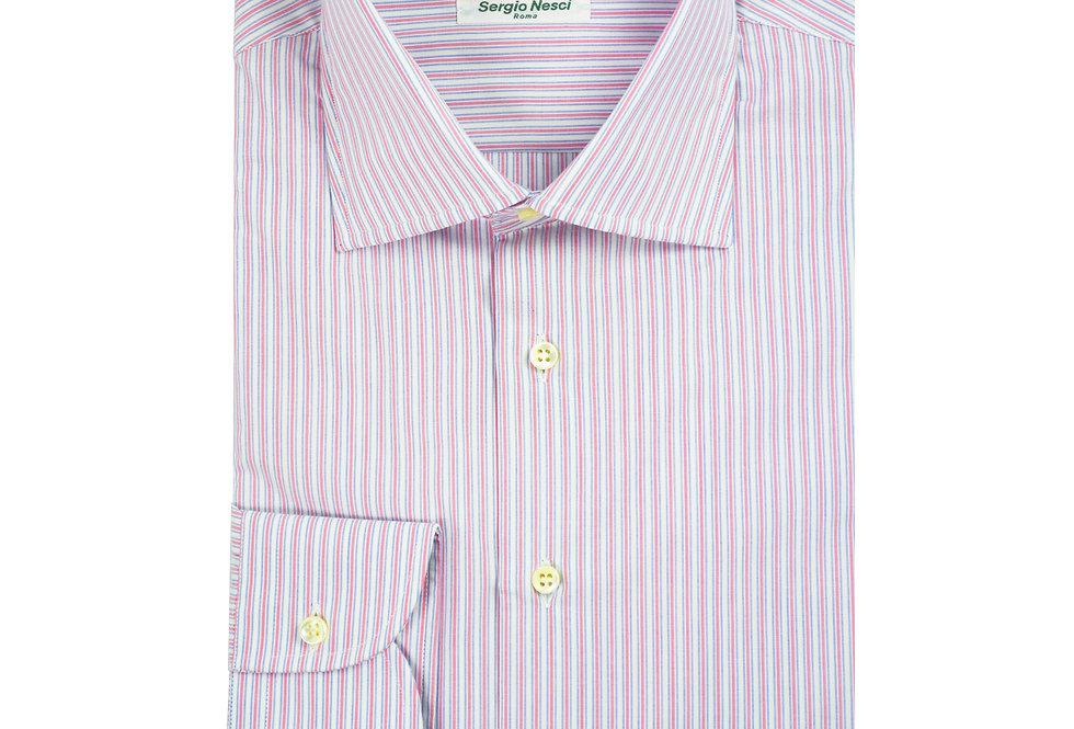 Camicia puro cotone tessuto Batista