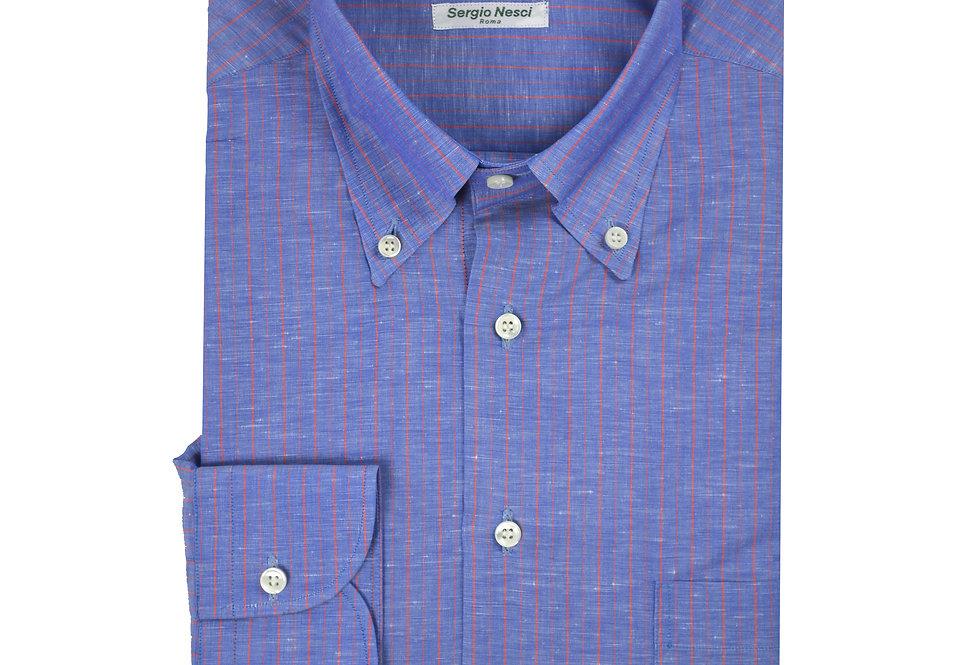 Camicia puro lino Carlo Riva