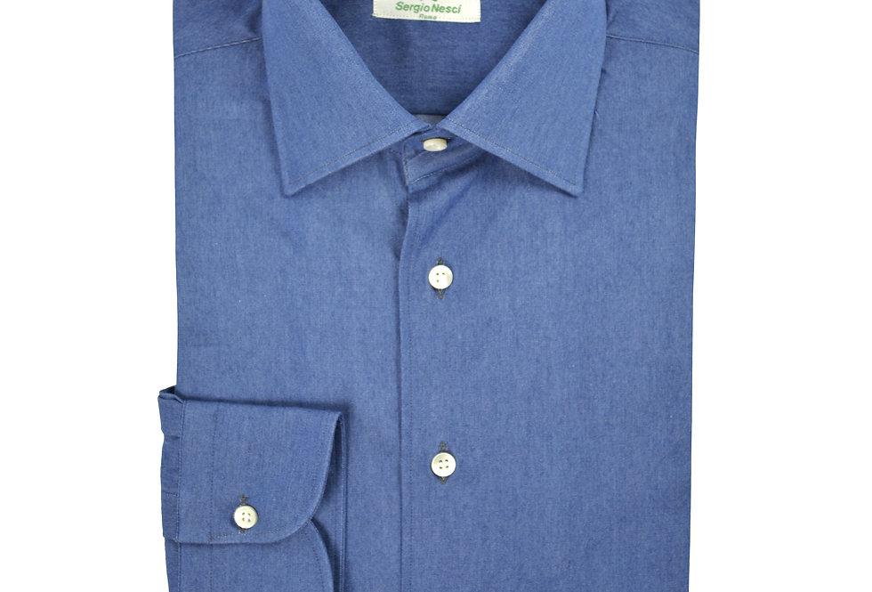 Camicia puro jeans 250 gr