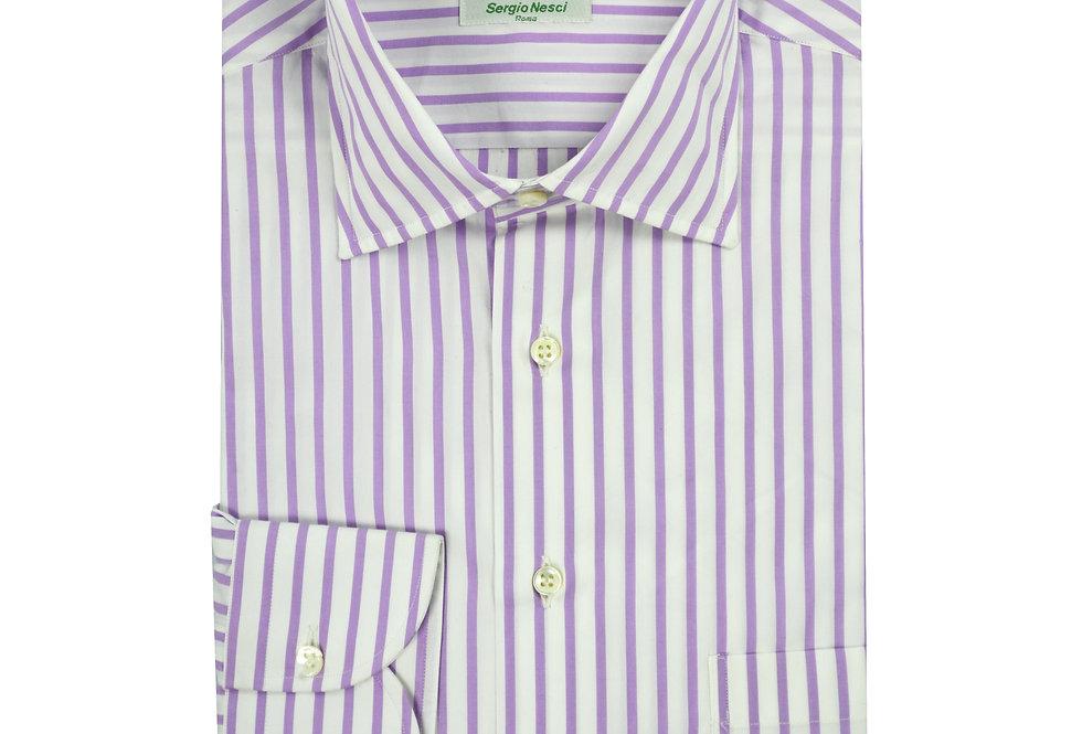 Camicia puro cotone tessuto Popeline