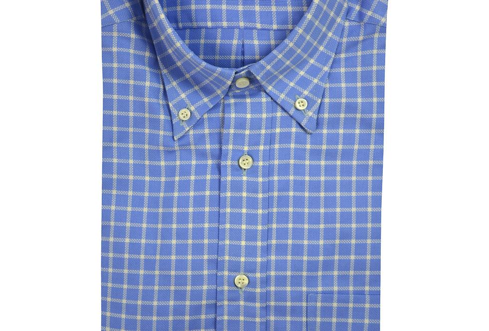 Camicia puro cotone tessuto Oxford