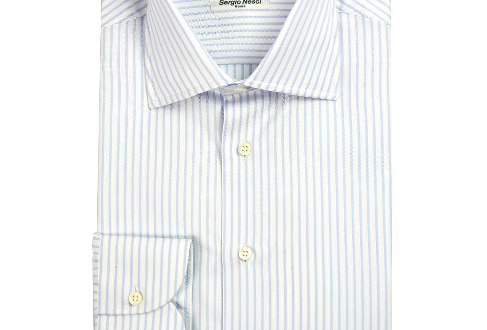 Camicia puro cotone tessuto Etamine