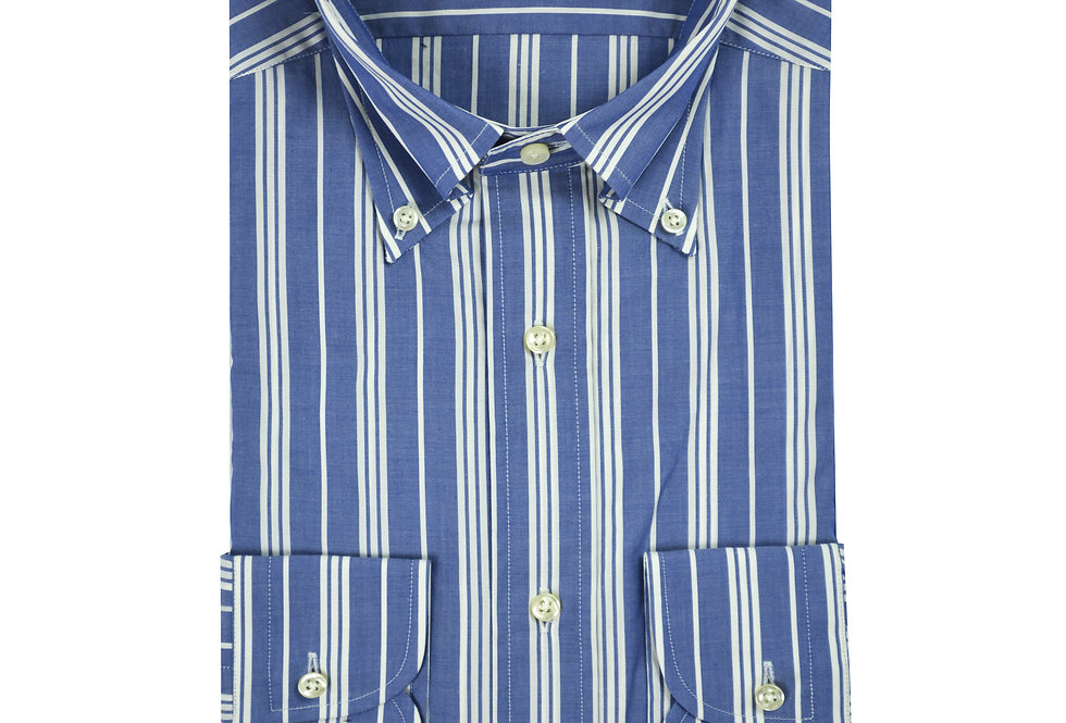 Camicia puro cotono tessuto Popeline