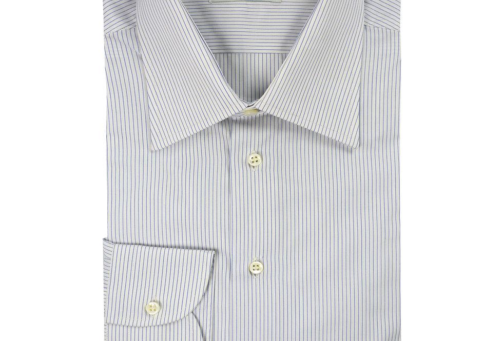 Camicia puro cotone tessuto popelin
