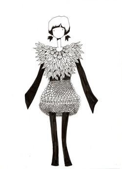 Illustratør Christian Fjeldbu Yebel
